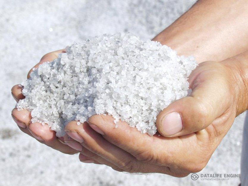 Роль технической соли в жизни человека